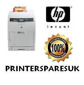 Hp 3800dn just 14k since NEW with  toners 21ppm network £159 Fully refurbished