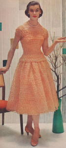 Vintage-Crochet-PATTERN-to-make-Star-Stitch-Lace-Formal-Evening-Dress-CrochetStr