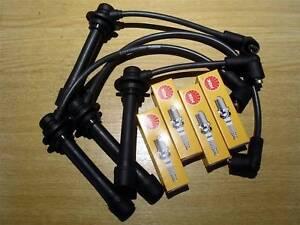 ht ignition leads ngk spark plug set mazda mx5 mk1. Black Bedroom Furniture Sets. Home Design Ideas