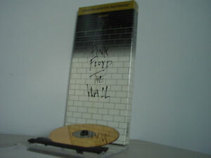PINK-FLOYD-THE-WALL-ORIGINAL-JAPAN-MFSL-24-KARAT-GOLD-Sealed-1st-Edition-Longbox