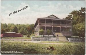 c-1905-HORNELLSVILLE-NY-GLENWOOD-INN-POSTCARD-UBPC