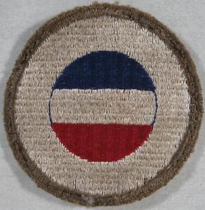 WWII-Patch-Green-Trim-General-Head-Quarters-Reserve