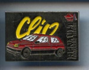 RARE-PINS-PIN-039-S-OLYMPIQUE-OLYMPIC-ALBERTVILLE-92-AUTO-CAR-RENAULT-2R