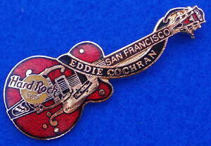 San-Francisco-Eddie-Cochran-Chet-Atkins-Chitarra-Dead-Rocker-Rigida-Rock-Cafe-A