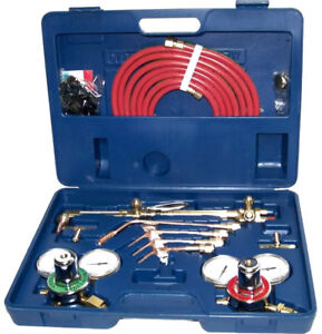 WELDING KIT VICTOR TYPE OXYGEN ACETYLENE CUTTING TORCH BURNER