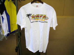 New-LAVA-Gel-Short-Sleeve-T-Shirt-Mens-Large