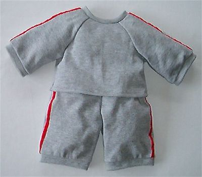 Teddy Bear Track Suit Or Choose From Over 100 Outfits