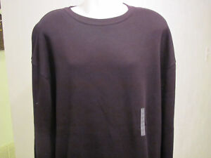 NEW-Mens-4XLB-R-Y-Sweatshirt-4XB-4XL-BIG-BLACK