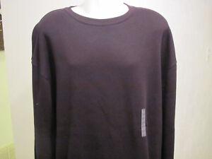 NEW-Mens-4XLB-R-amp-Y-Sweatshirt-4XB-4XL-BIG-BLACK