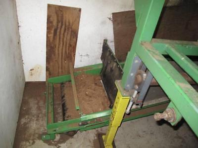 24x14 Belt Conveyor W Gearhead Motor