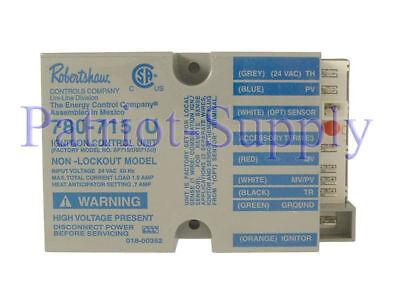 Robertshaw 780-715 Ignition Module Sp715 Sp715a 7000bder 7100der 7200iper