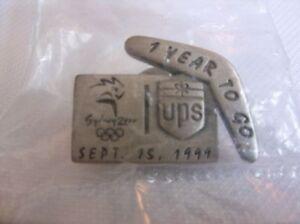 UPS-SYDNEY-2000-1-YEAR-TO-GO-OLYMPIC-SPONSOR-PIN