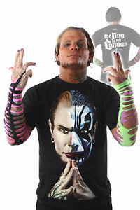 Official-TNA-Jeff-Hardy-The-Ring-Is-My-Canvas-T-Shirt