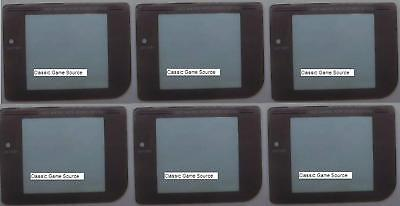 26 Lot Of Replacement Screens & Battery Covers For Game B...