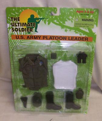 21st Century Ultimate Soldier 1/6 Scale 12 Vietnam Us Army Platoon Leader Set