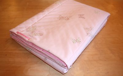 Laura Ashley Bella Butterfly Cot Bed Bedspread