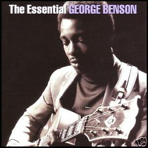 GEORGE BENSON (2CD) THE ESSENTIAL ~ JAZZ / GUITAR *NEW*
