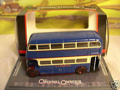 Corgi: Rtw A1 Services Orignal Omnibus Company-om41705