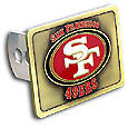 San-Francisco-49ers-Metal-Hitch-Cover-Fits-2-Square-Re