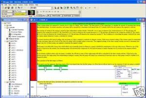 Allen Bradley Programming Lessons RSLogix PLC Training