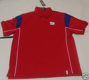 NFL-New-York-Giants-Victory-Polo-Shirt-NWT-Football-L