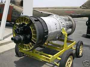 F-86 Sabre Jet Engine General Electric J 47