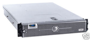 Dell-PowerEdge-2950-III-2x-2-83GHz-QC-E5440-32GB-6x-146GB-Server-RAID-Rails