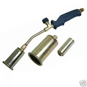 4pc GENERAL PURPOSE TORCH ( GAS BUTANE BURNER GUN )
