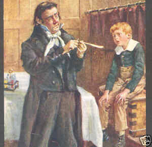 dickens characters david copperfield tuck old postcard  image is loading dickens characters david copperfield tuck old postcard