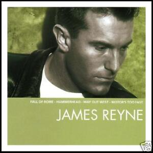JAMES REYNE - THE ESSENTIAL CD ( AUSTRALIAN CRAWL ) GREATEST HITS/BEST OF *NEW*