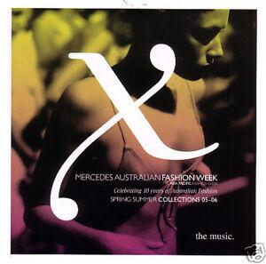 compilation-Mercedes-Australian-Fashion-Week-Various-Artists-CD-17-tracks