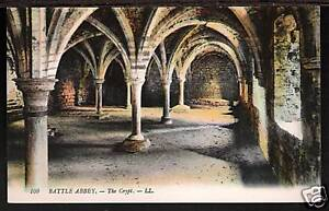 LL-Levy-109-Battle-Abbey-The-Crypt-Coloured