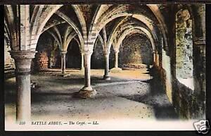 LL-Levy-109-Battle-Abbey-The-Crypt-Coloured