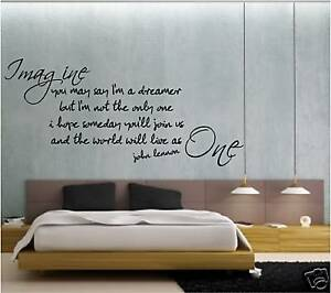 WALL-QUOTE-vinyl-sticker-IMAGINE-john-lennon-beatles
