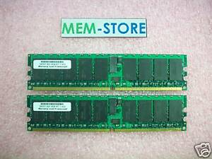 343057-B21 4GB Memory HP ProLiant DL360 G4p BL20p G3