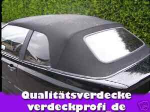 vw golf 3 cabrio verdeck montage anleitung verdeckbezug. Black Bedroom Furniture Sets. Home Design Ideas