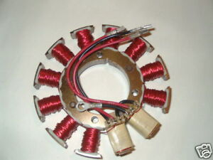 AMF Roadmaster moped McCulloch stator assy.(new)