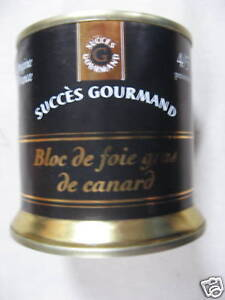FOIE GRAS DE CANARD 3 TINS -special bulk purchase price