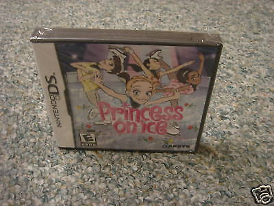 Princess On Ice (nintendo Ds, 2008) Dsi