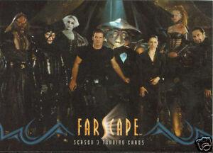 FARSCAPE-2002-Season-3-Promo-Card-P1-NM-M