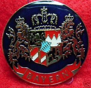 Bayern Bavaria Hat Lapel Pin HP6059