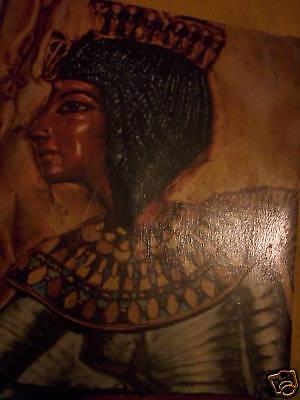 BAS RELIEF FROM TUTANKAHMAN TOMB (Cairo Museum)