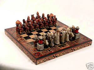 Chess-Set-Incas-vs-Spanish-Conquerors-Peru-Square-Board