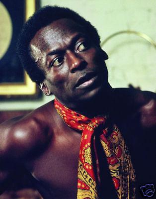 Miles Davis Jazz Legend 10x8 Photo #1