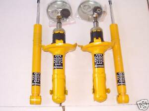 AUDI 80 90 B4 SUSPENSION SPORT SHOCK ABSORBERS