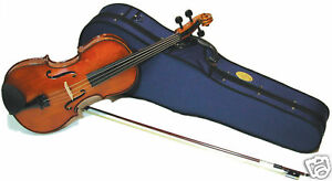 Stentor-Student-II-2-Viola-Outfit-ALL-SIZES-NEW-Setup-Checked