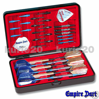 EMPIRE Dart Turnier-Etui Dartbox  Duo Star für 6 Darts