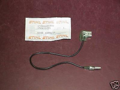 Stihl String Trimmer Ignition Short Circuit Ground Wire 81 86 Fs81 Fs86