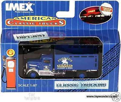 Imex Ho 870032 Pegasus Hi Sided Stake Truck