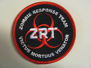 Zombie-Response-Team-Patch